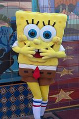 Spongebob Squarepants. (LisaDiazPhotos) Tags: lisadiazphotos universal studios hollywood unistudios spongebob squarepants