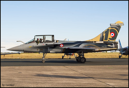 Dassault Rafale C French Air Force (4-IM) RSD