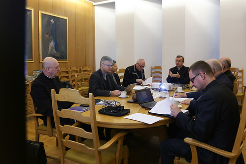 Zespół ds. formacji kapłańskiej