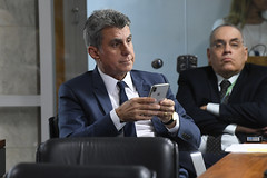 CRE - Comissão de Relações Exteriores (Senado Federal) Tags: cre sabatina embaixadabrasileiranabã³sniaeherzegovina exsenadorromerojucã¡ celular brasãlia df brasil embaixadabrasileiranabósniaeherzegovina exsenadorromerojucá