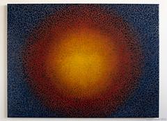 """Samsara"" (Martin Hewer) Tags: fineart martinhewerpainter timeless infinite samsara unconscious unknown abstract painting"