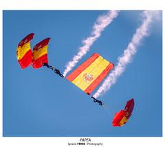 PAPEA (Ignacio Ferre) Tags: papea paracaidista paratrooper getafe madrid españa spain bandera flag nikon spanishairforce ejércitodelaire legt