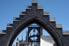 Hogsmeade. (LisaDiazPhotos) Tags: lisadiazphotos universal studios hollywood unistudios hogsmeade harry potter world wizarding