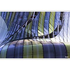 La cité du vin (horstmall) Tags: vin wein wine museum exhibition weinederwelt vinsdumonde winesoftheworld bordeaux france acquitaine horstmall architecture architektur gebäude building batiment garonne