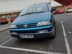1998 Peugeot 806 SR (>Tiarnán 21<) Tags: peugeot 806