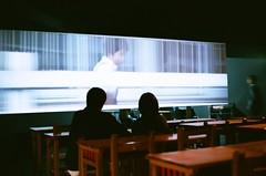 To see. (蒼白的路易斯) Tags: fujifilmxtra400 yashicaelectro35gsn film museum 台北當代藝術館 底片攝影 底片