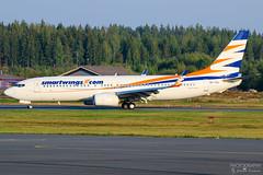 OK-TVH SmartWings Boeing B737-800, EFTP, Finland (Sebastian Viinikainen.) Tags: smartwings oktvh boeing b737800 eftp