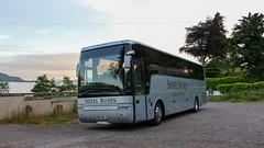 Shiel, Acharacle K66SBL (busmanscotland) Tags: shiel acharacle k66sbl sp06eka k66 sbl sp06 eka stewart aberfeldy motor services volvo b12b van hool alizee
