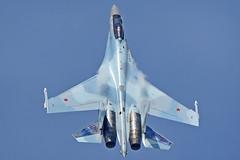 "Sukhoi Su-35S RF-81719/""52 Red"" (Nils Mosberg) Tags: maks2019 zhukovsky sukhoisu35s flanker rf81719 russianaerospaceforces"