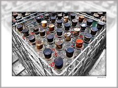 Missing plug (Badenfocus_1.500.000+ views_Thanks) Tags: breuste badenfocus sammlung collection ausstellung exhibition hannover ahlem rosebuschverlassenschaften fujifilmx20 art kunst