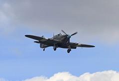 PZ865 Hurricane IIC Coventry 08-09-2019 (cvtperson) Tags: pz865 hawker hurricane battle britain memorial flight coventry airport cvt egbe