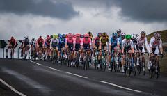 The Peloton (MMiPhoto) Tags: cycling ovo skoda roundbritain weardale roadracing stanhope fuji xt3 ovoenergytourofbritain