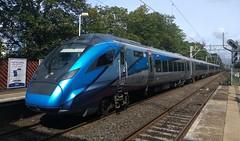 UK class 397 (onewayticket) Tags: electric railway trains transport emu tpe transpennineexpress nova2 civity