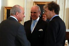 Rui Rio no almoço-debate da Câmara de Comércio e Indústria Portuguesa