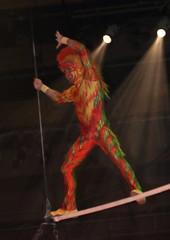 Animal Kingdom Trapeze Artist (Jay Costello) Tags: disneysanimalkingdom animalkingdom disney orland florida orlandofl fl trapezeartist trapeze lionking lionkingfestival