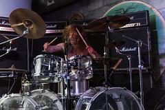 Jani Pasanen : bateria - Asomvel (samarrakaton) Tags: samarrakaton nikon d750 2470 bilbao bilbo nave9 concierto concert rock musica music asomvel 2019 directo live janipasanen bateria drums baterista
