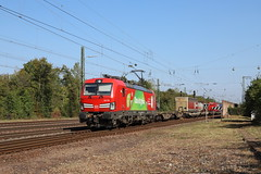 DB Cargo 193 310-0 Das ist grün, KLV Graben-Neudorf (michaelgoll777) Tags: db vectron br193