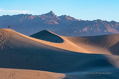 PV0_0165 (PrashantVerma) Tags: california deathvalley national park sand dunes mesquite sunrise morning walk mountain landscape scenary canon 5d prashantvermaphotography