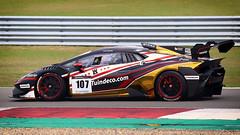 Lamborghini Super Trofeo (wjpostma) Tags: gammaracingday supercarchallenge 107 ttassen gt maxweering lamborghinisupertrofeo godscreation