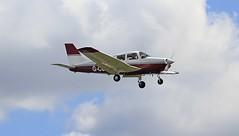 G-COVC Piper pa28-161 Cherokee Warrior III Coventry 08-09-2019 (cvtperson) Tags: gcovc piper pa28161 cherokee warrior coventry aerolane club airport cvt egbe