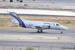 2019-06-24 MAD EC-JBE (Paul-H100) Tags: 20190624 mad ecjbe embraer emb120 brasilia swiftair