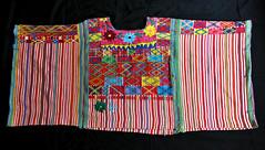 Huipil Maya Guatemalan Textiles (Teyacapan) Tags: mayan clothing ropa huipiles guatemala san ildefonso ixtahuacan vestimenta embroidery