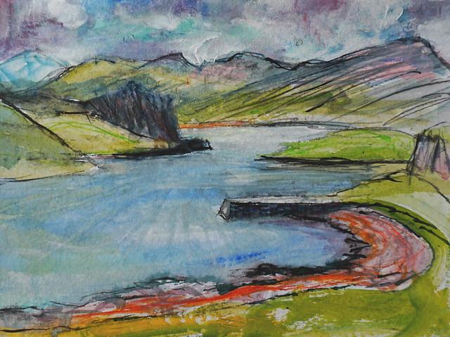 Grant Aileen 'Loch Eriboll, Summer'