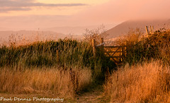 The Gate (minar5) Tags: landscapes seascapes sunsets rhossili rhossill nature wales nikon gateway gower