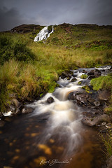 Bride's Veil Falls (glank27) Tags: bride veil falls scotland isle skye karl glanville canon eos 5d mark iv ef 1635mm f4l haida filters polarizing water stream nature highlands beautiful uk rocks ngc