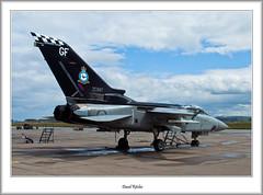 ZE887 43 Sqn 'The Fighting Cocks' Tornado F3, RAF Leuchars (flatfoot471) Tags: 2008 airbase aircraft fife june leuchars military normal panavia raf royalairforce scotland tornado unitedkingdom