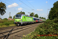 "Railpool 193 991 ""FLIXTRAIN"" (Phil.Kn.) Tags: siemens vectron 193 railpool rpool flixtrain flx flx1803 1803 eisenbahn"