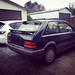 1986 Mazda Familia BFMR