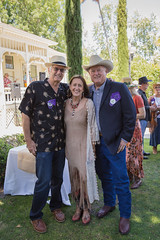 "Board member Spencer Garrett with Karen and Tom Pecht • <a style=""font-size:0.8em;"" href=""http://www.flickr.com/photos/153982343@N04/48712663197/"" target=""_blank"">View on Flickr</a>"