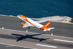 G-UZLB, Airbus A320-251N GIB-LTN (IanMackie) Tags: easyjet airbus aircraft commercialairliner gibraltar gib lxgb