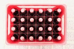 LVM: Desde arriba (AriCatalán) Tags: red rojo cocacola repetición