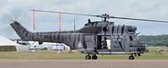Airbus Puma HC2 XW224 (Fleet flyer) Tags: airbuspumahc2xw224 airbus puma hc2 xw224 helicopter raf royalairforce raffairford riat royalinternationalairtattoo