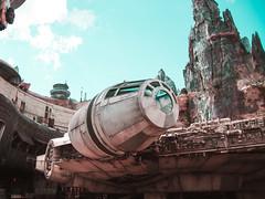 Falcon (Christopher Hildebrand) Tags: disney star wars hollywood studios theme par park