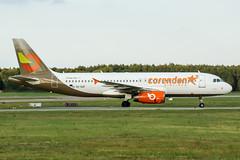 SX-SOF (PlanePixNase) Tags: aircraft airport planespotting haj eddv hannover langenhagen airbus orange2fly corendon 320 a320