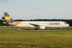 YL-LCY (PlanePixNase) Tags: aircraft airport planespotting haj eddv hannover langenhagen condor airbus 321 a321