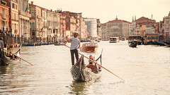 Grand Canal, Venise 🇮🇹 (Patrice Bernard) Tags: italie italy venise venice venezia canal architecture gondole