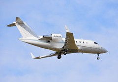 G-DAYR Challenger CL605 Gama Aviation (corrydave) Tags: 5764 gdayr cl60 cl605 challenger alicante biz