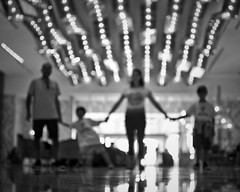 No cars go (Mister Blur) Tags: theblurs thegrand moon palace cancún resort blackandwhite blanc blur desenfoque noireetblanc blurry shot photography low pointofview pov flicker lights lobby nocarsgo arcadefire mood nikon d7100 35mm nikkor lens snapseed rubén rodrigo fotografía