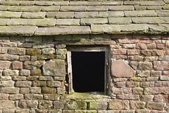 BlackHole (Tony Tooth) Tags: nikon d600 tamron 2470mm barn window abandoned derelict burntclifftop cheshire building