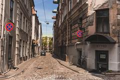 Old Town Riga (Marisha Elona) Tags: riga latvia nature cityscape landscape street streetlife streetphotography streettones oldtown architecture buildings lights livefolk roadway walk travel traveler travelling