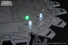 Skyshield Landing Pad (whitemetalgames.com) Tags: whitemetalgames warhammer40k warhammer 40k warhammer40000 wh40k paintingwarhammer gamesworkshop games workshop citadel wmg white metal painting painted paint commission commissions service services svc raleigh knightdale northcarolina north carolina nc hobby hobbyist hobbies mini miniature minis miniatures tabletop rpg roleplayinggame rng warmongers wargamer warmonger wargamers tabletopwargaming tabletoprpg skyshield landingpad terrainskyshield platform led wired lights