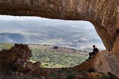 Sierra de Leyre (eduardovil8) Tags: lumbier lospuentes sierradeleyre pentax nature stone view marco landscape spain navarra