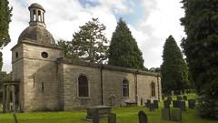 20190910ymd wlk frm mapleton_0001 Mapleton~Church of St. Mary frm rw2_1 (paul_slp5252) Tags: walking hiking derbyshire mapleton churchofstmary