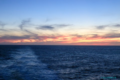 South Atlantic Ocean (Neil M Holden) Tags: southatlanticocean sunset sunrise sea cruise cruising worldtrekker ncl