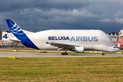 F-GSTD Airbus A300B4-608ST Airbus Transport International (Andreas Eriksson - VstPic) Tags: fgstd airbus a300b4608st transport international