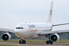 Airbus A330-203 - SU-TCH - HAJ - 08.09.2019(5) (Matthias Schichta) Tags: haj hannoverlangenhagen eddv planespotting flugzeugbilder flugzeug aviation airbus sutch almasriauniversalairlines a330200